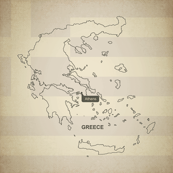 Map Style Oldline example