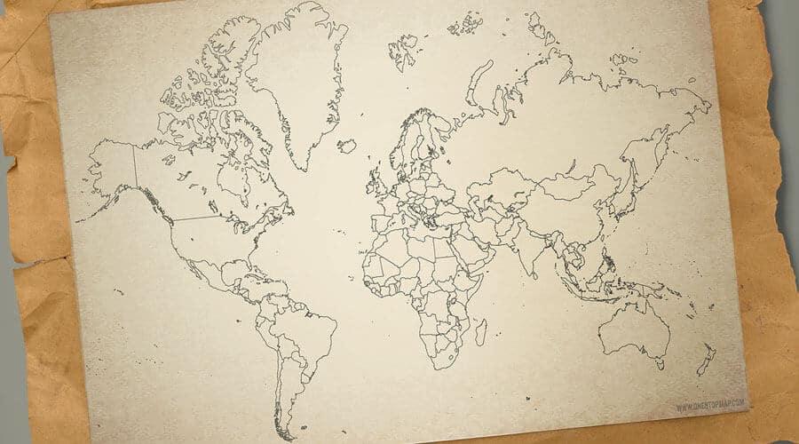 Accurate vector world map free download one stop map gumiabroncs Images