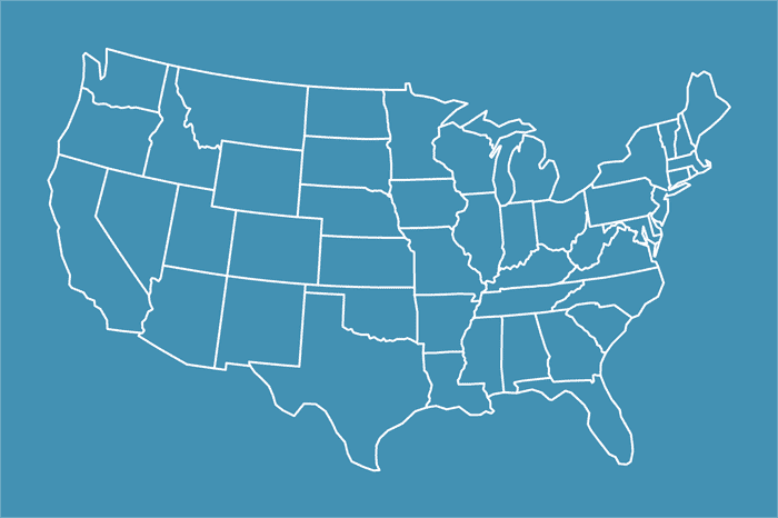 Image to represent all map bundles in the topic 'U.S. State'